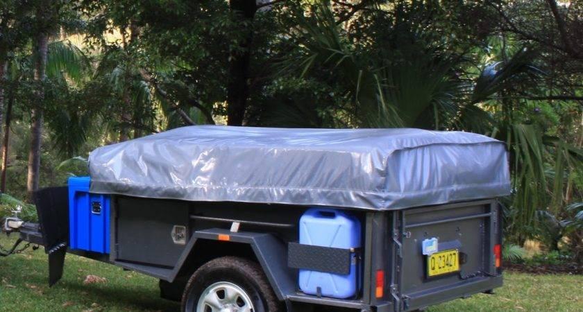 Woolgoolgaoffroad Camper Trailer Build