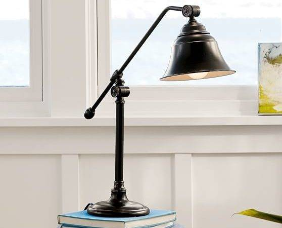 Wyatt Table Lamp Pottery Barn