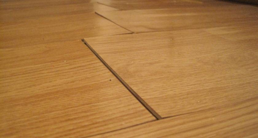Your Wooden Floor Lifting Here Why